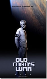 Old Man's War concept poster