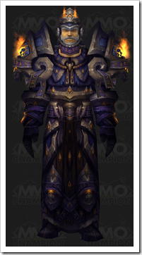 World of Warcraft Paladin Tier 10