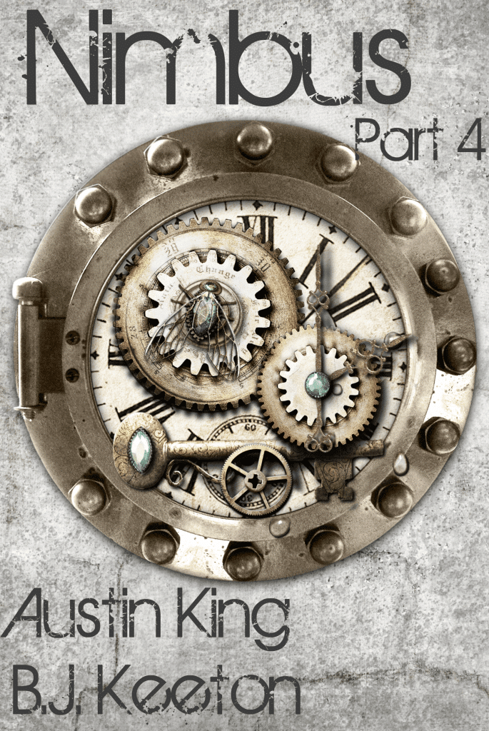 Nimbus: A Steampunk Novel (Part 4) - $2.99